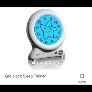 Gro Clock Toddler Sleep Training Clock